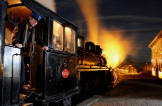 2021-06-19 Mid Winter Night Train